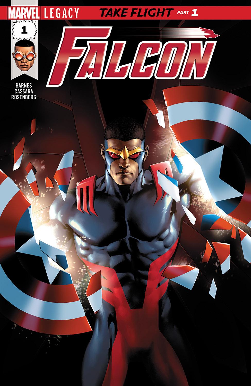 Falcon (2017) #1