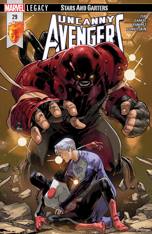 Uncanny Avengers (2015) #29
