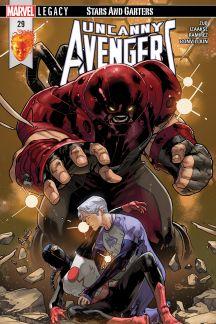 Uncanny Avengers #29