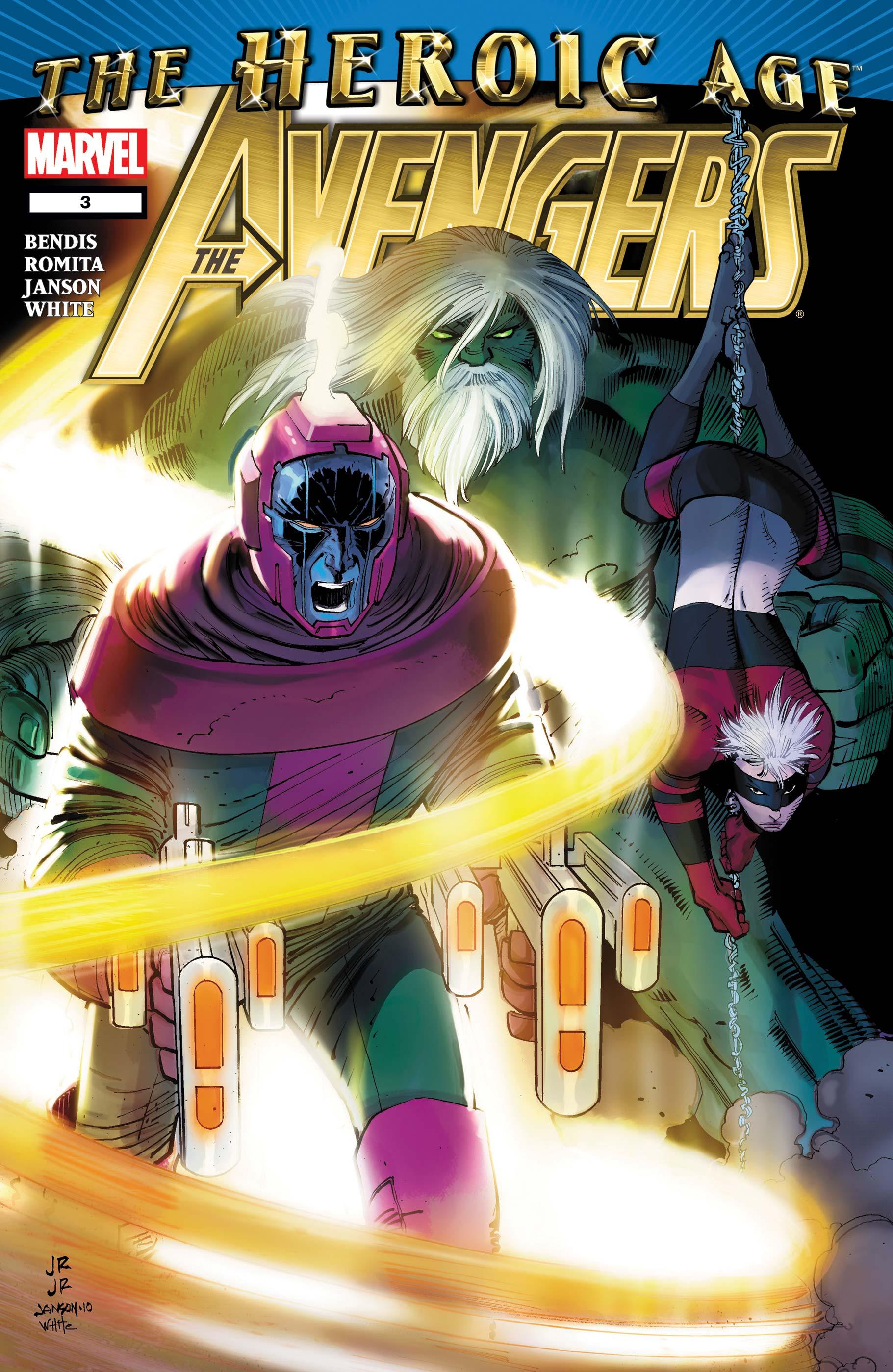 Avengers (2010) #3