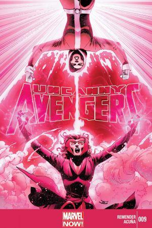 Uncanny Avengers (2012) #9