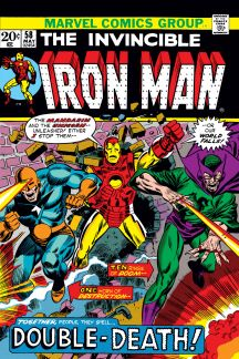 Iron Man #58