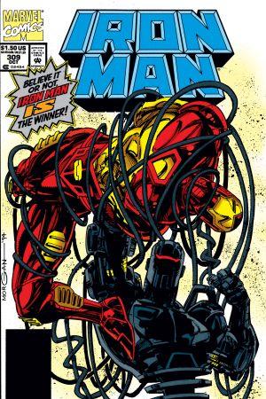 Iron Man #309