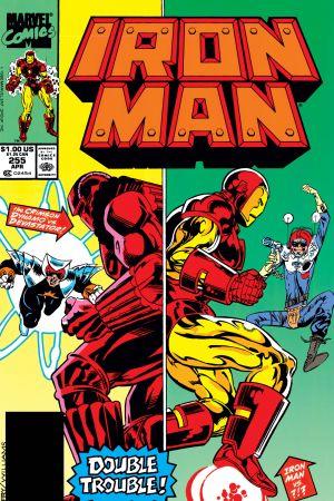 Iron Man #255