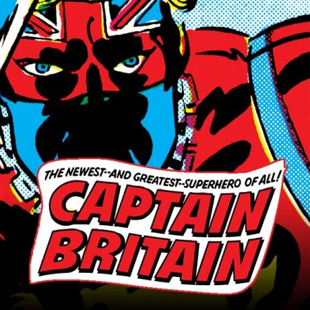 Captain Britain (1976 - 1977)