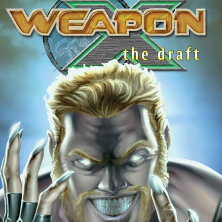 WEAPON X: THE DRAFT - SAURON 1 (2002)