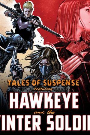 Tales of Suspense (2017 - 2018)
