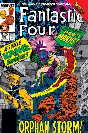 Fantastic Four #323