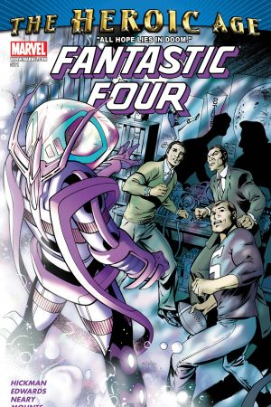 Fantastic Four #581