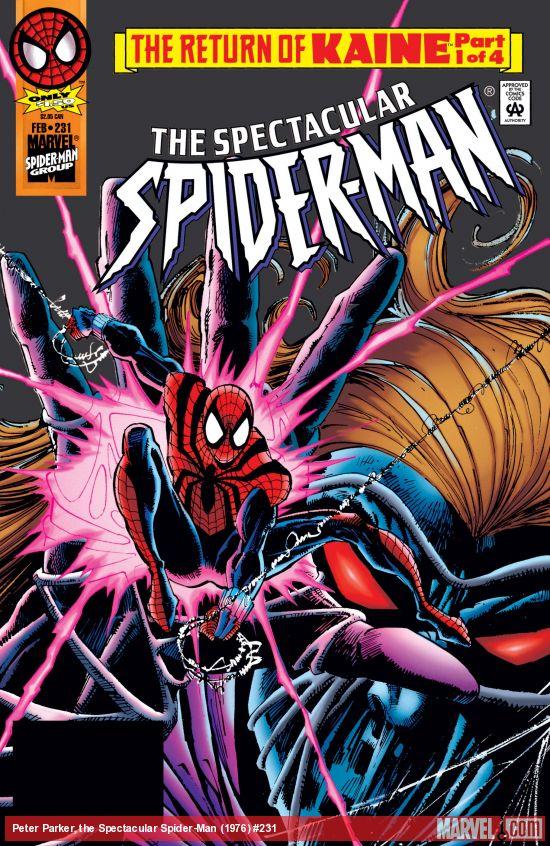 Peter Parker, the Spectacular Spider-Man (1976) #231