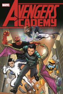 Avengers Academy: The Complete Collection Vol. 2 (Trade Paperback)