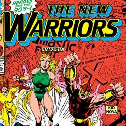 New Warriors (1990)