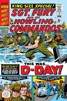 Sgt. Fury and His Howling Commandos Annual #2