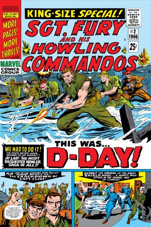Sgt. Fury and His Howling Commandos Annual (1965) #2