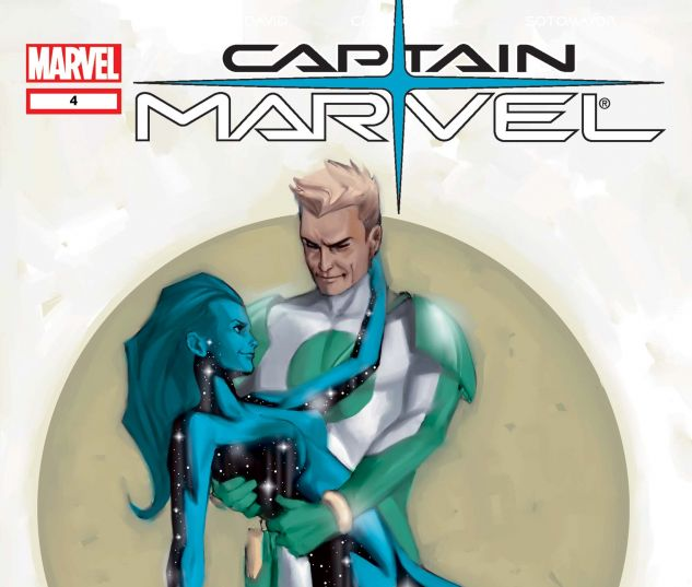Captain Marvel (2002) #4