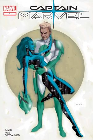 Captain Marvel #4