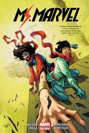 Ms. Marvel Vol. 4 (Hardcover)