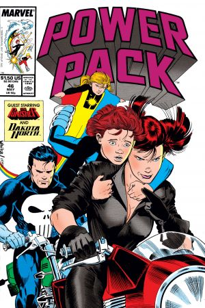 Power Pack (1984) #46