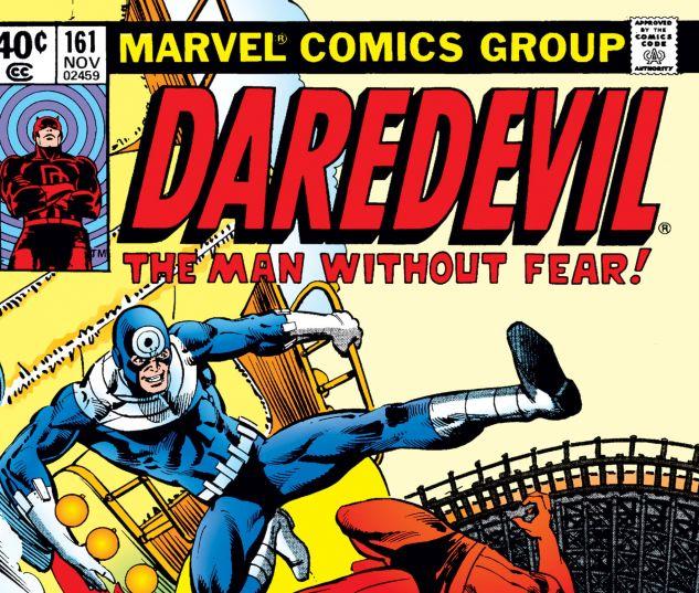 Daredevil (1964) #161