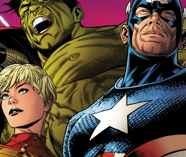 cover from MARVEL LEGACY TPB (2018) #1