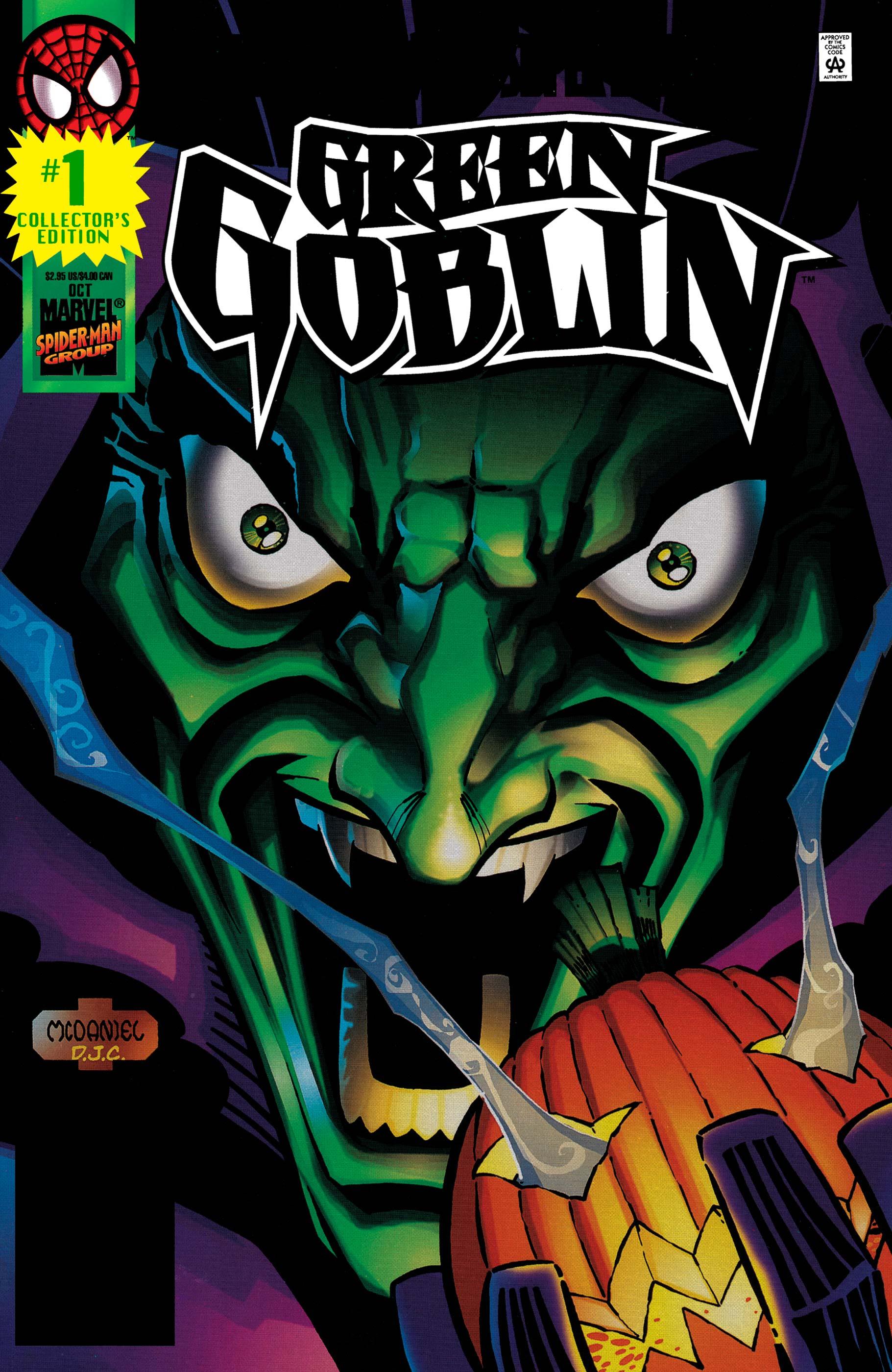 Green Goblin (1995) #1