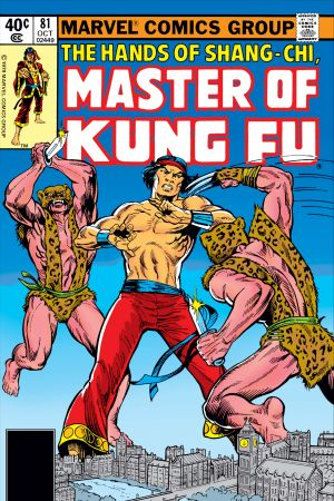 Master of Kung Fu (1974) #81