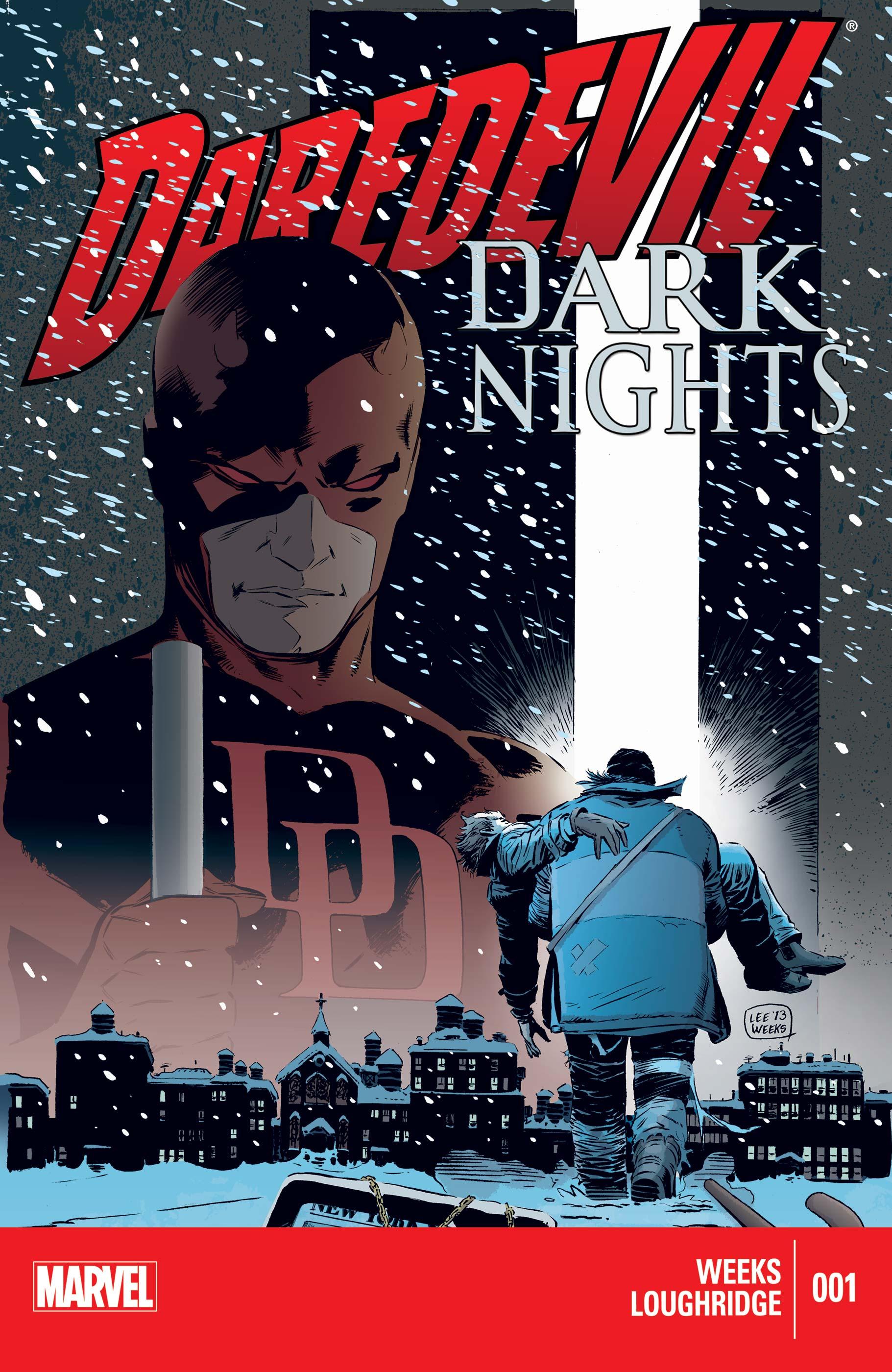 Daredevil: Dark Nights (2013) #1