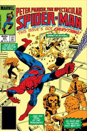 Peter Parker, the Spectacular Spider-Man (1976) #83