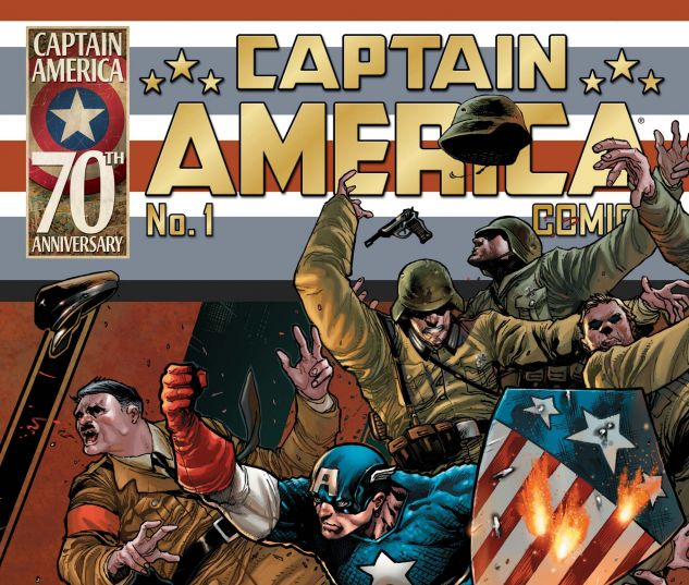 Captain America Comics: 70th Anniversary Edition (2010) #1