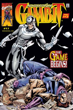 Gambit (1999) #17