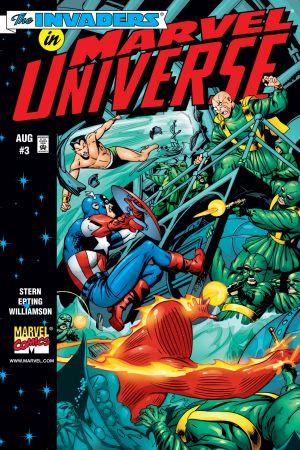 Marvel Universe #3