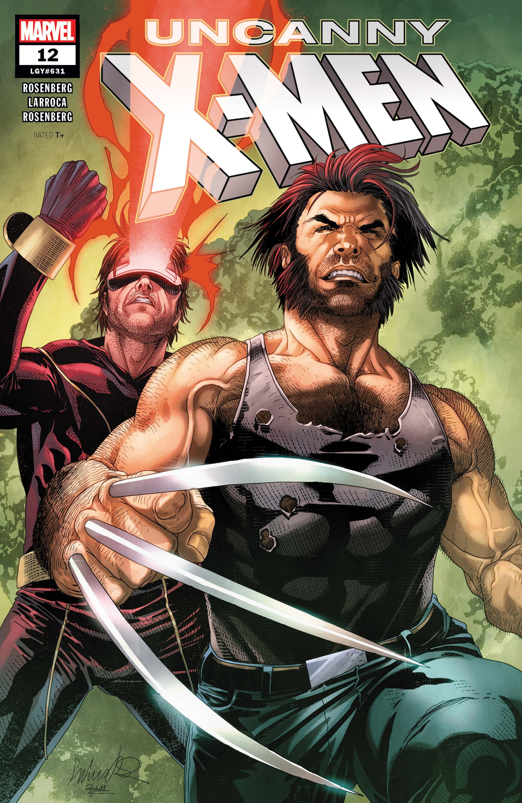 Uncanny X-Men (2018) #12