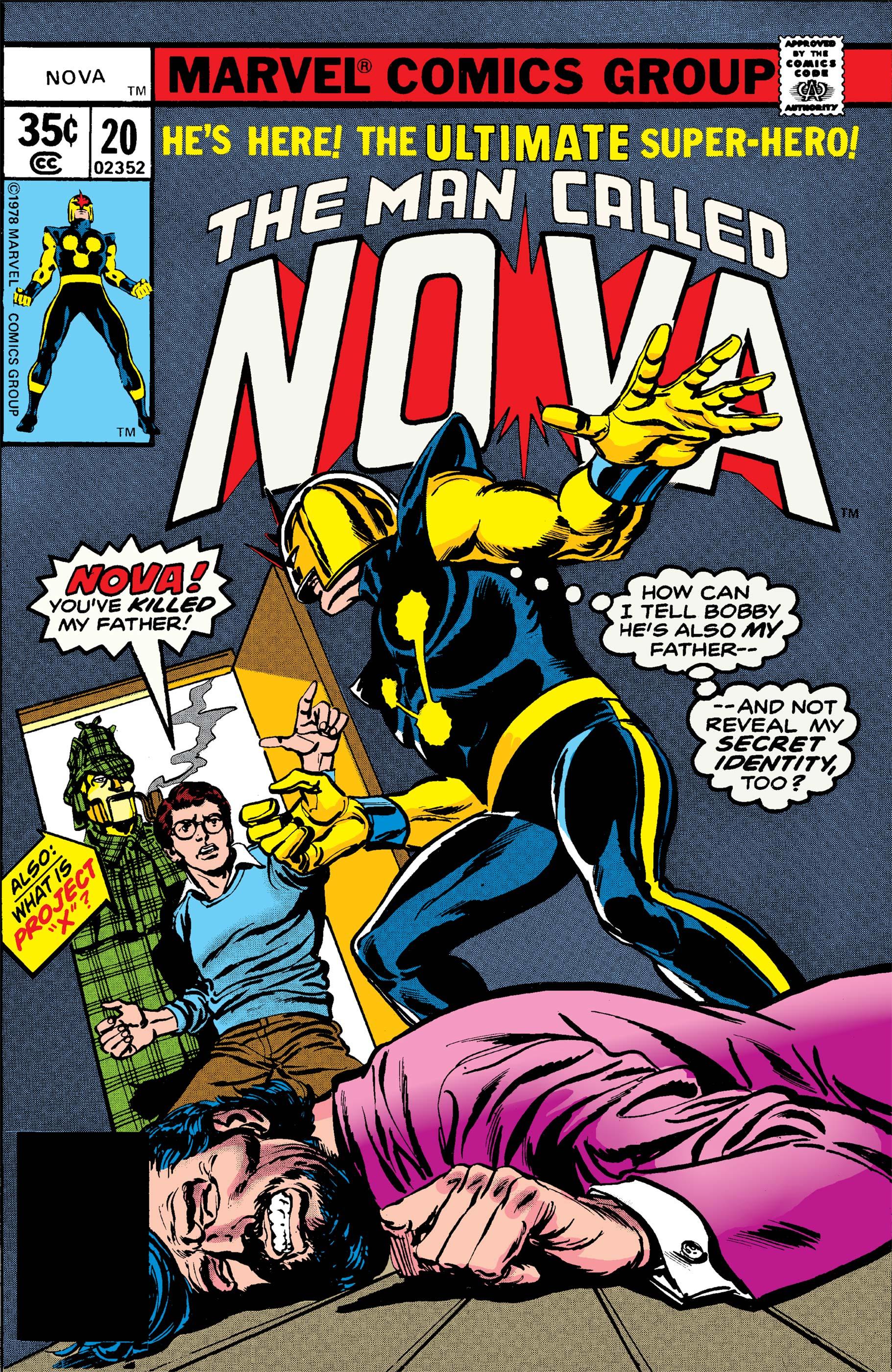 Nova (1976) #20