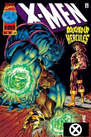 X-Men (1991) #59