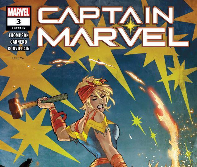 Captain Marvel (2019) #3