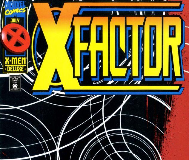 X-Factor (1986) #112