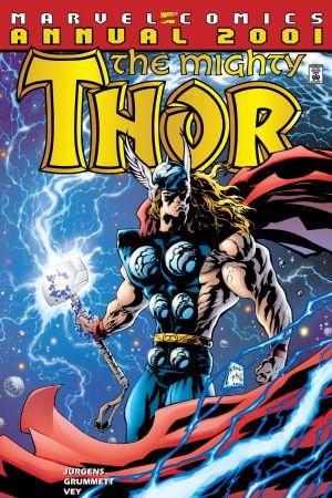 Thor Annual (2001) #1