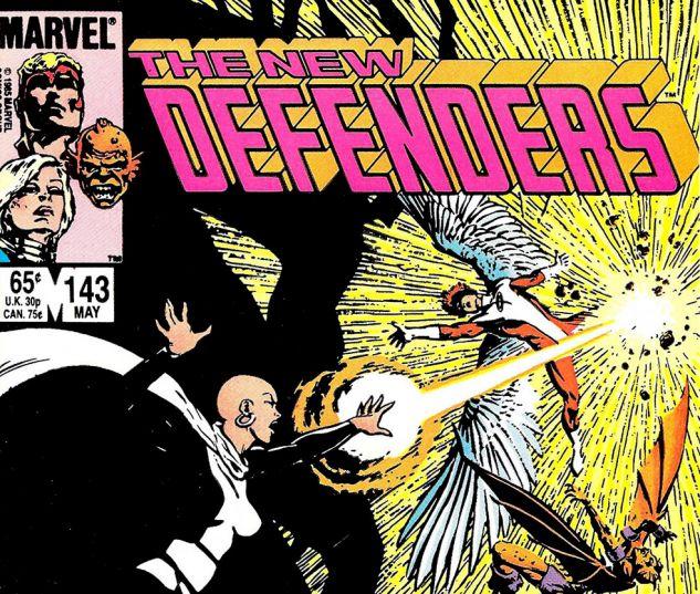 Defenders (1972) #143