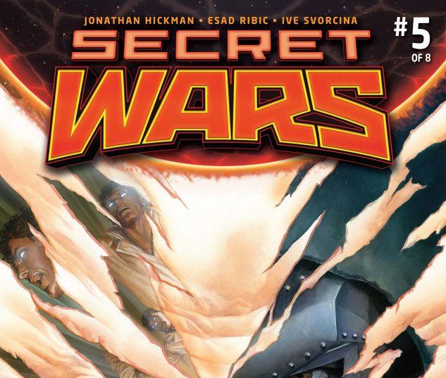 Secret Wars (2015) #5