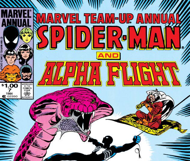 Marvel Team-Up Annual #7