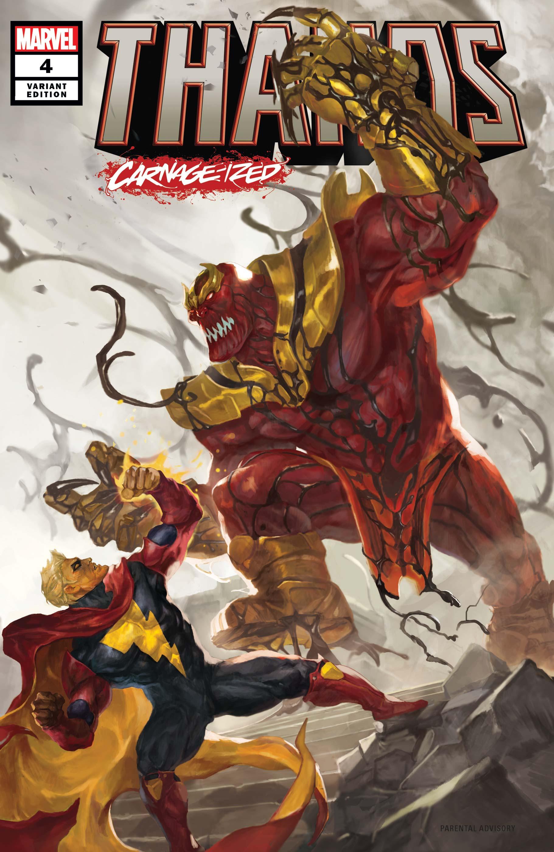Thanos (2019) #4 (Variant)