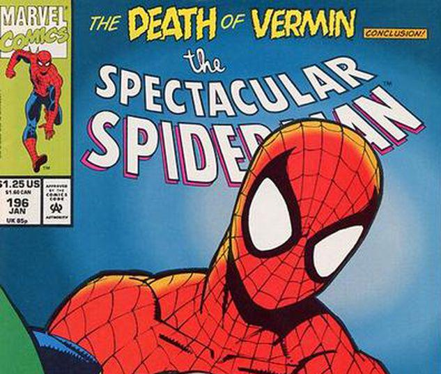 Spectacular Spider-Man #196