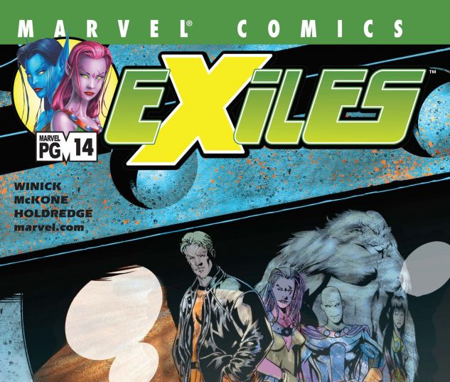 EXILES (2001) #14