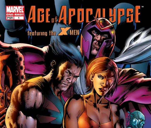 X-MEN: AGE OF APOCALYPSE ONE SHOT (2005)