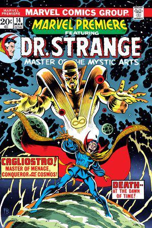 Marvel Premiere (1972) #14