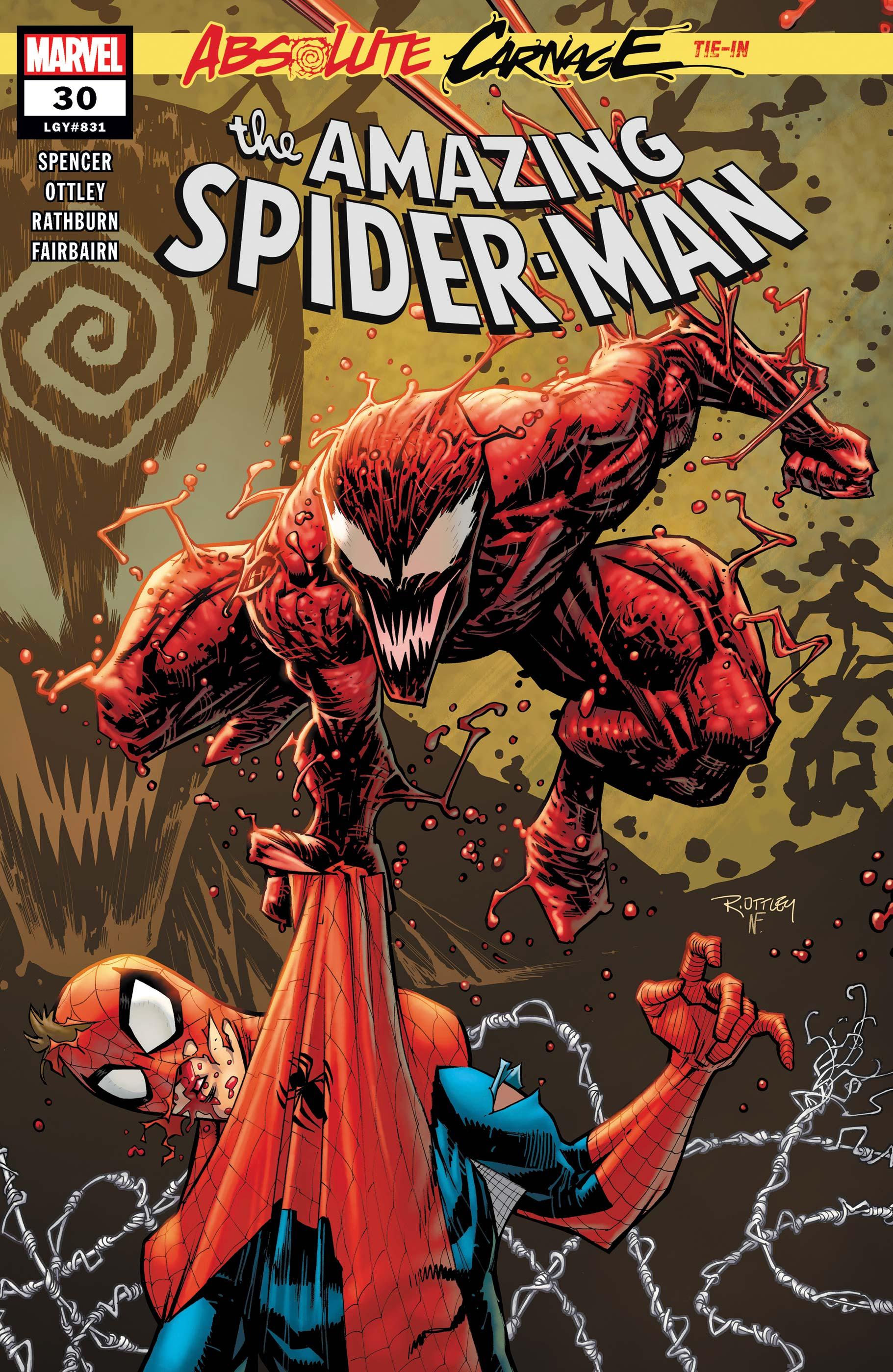 The Amazing Spider-Man (2018) #30