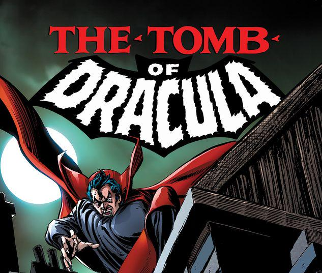 TOMB OF DRACULA: THE COMPLETE COLLECTION VOL. 3 TPB #1