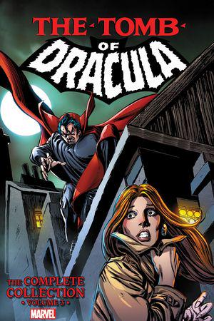 Tomb Of Dracula: The Complete Collection Vol. 3 (Trade Paperback)