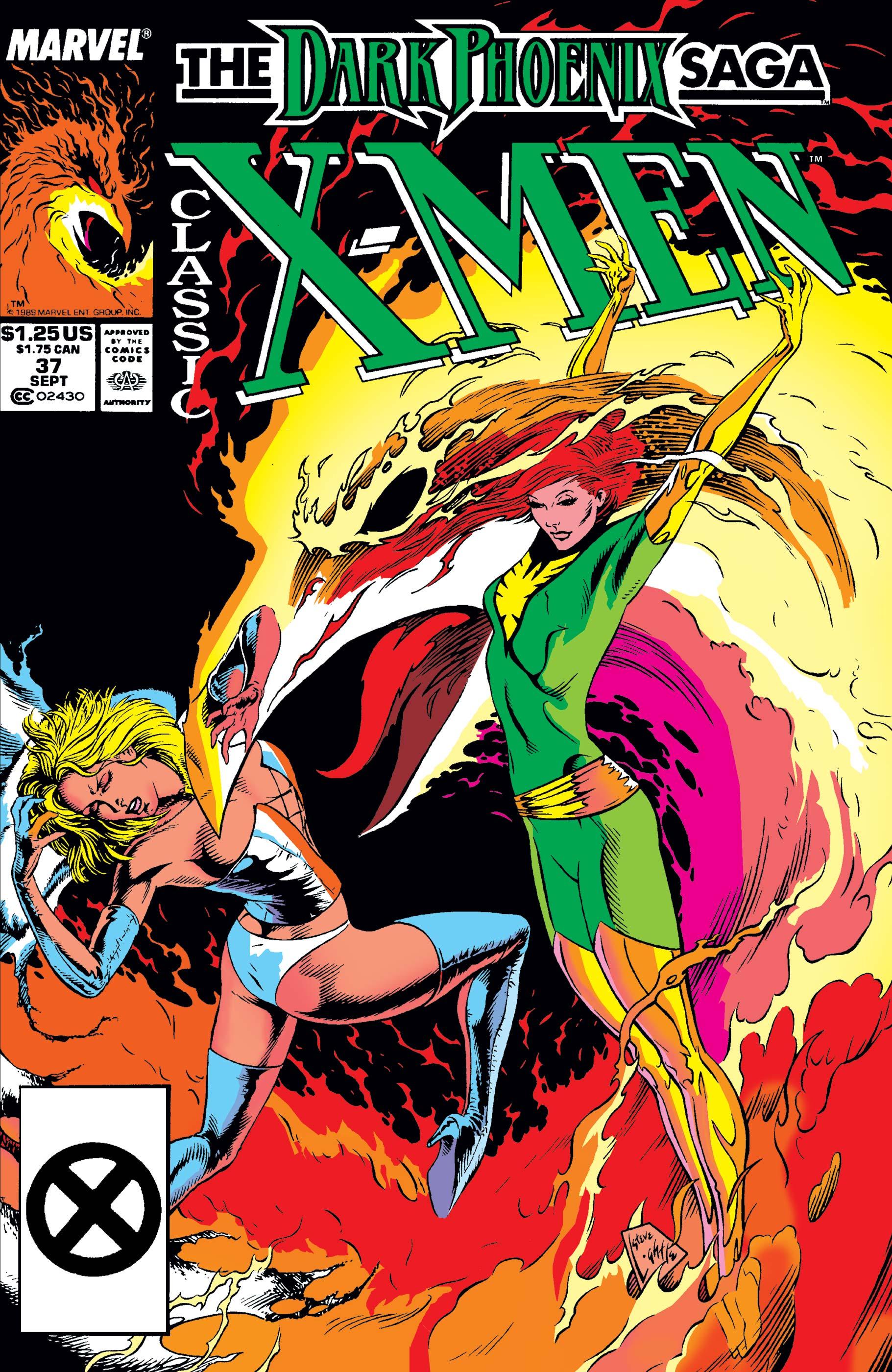 Classic X-Men (1986) #37