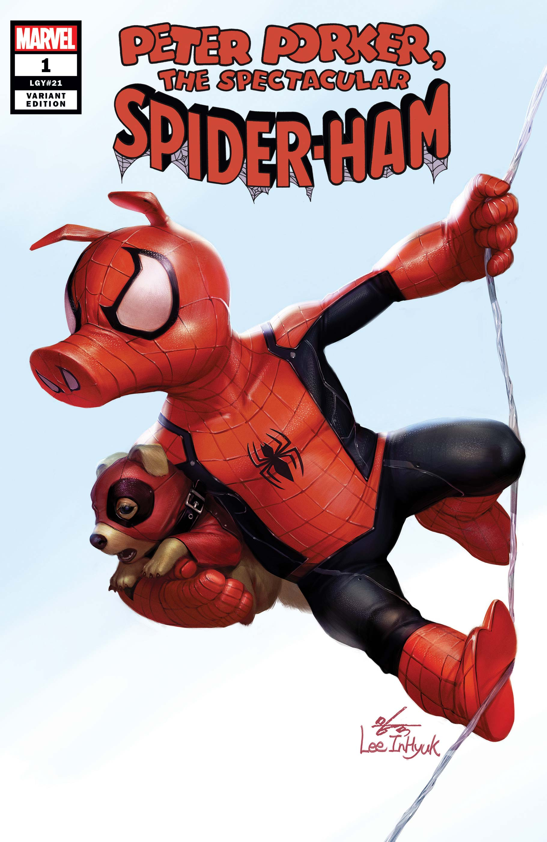 Spider-Ham (2019) #1 (Variant)